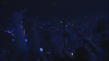 Metallica Through The Never - зад кадър