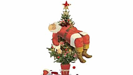 Смях! Тази Мацка 3астреля Дядо Коледа