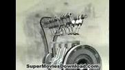 3d Анимация Как Точно Работи Двигателя