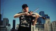 Страхотно изпълнение с цигулка - Хип Хоп