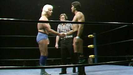 Flair vs. Steamboat forgotten classic unearthed in rare Hidden Gem