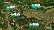 Прогноза за времето на NOVA NEWS (25.04.2021 - 14:00)