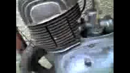 motor balkan 250