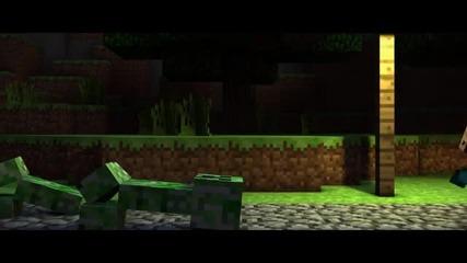 Minecraft parody pesen
