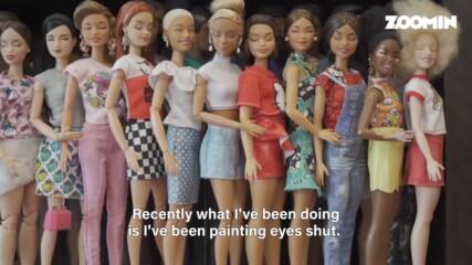 Моето странно хоби: той колекционира кукли и не се срамува от това!