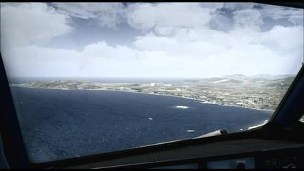 Fsx Airubus A320 Landing!