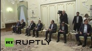 Иран: Рухани приема покана от Италия