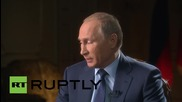Russia: Syrian people must decide nation's future, not outside powers - Putin
