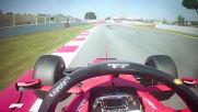 Ф1 - Фетел с най-бързата обиколка на тестовете за 2019 в Испания