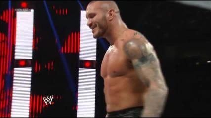 Orton и Cena си крадат финишерите