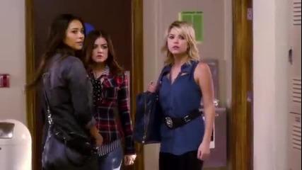 Pretty Little Liars Season 3 Cast Interviews