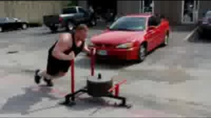 Powerlifting - I Walk Alone