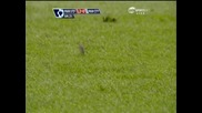10.05 Мишка на Олд Трафорд ! Манчестър Юнайтед - Манчестър Сити 2:0
