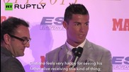 Cristiano Ronaldo Wins Record 4th Golden Boot