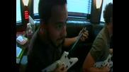 Linkin Park Играят Guitar Hero