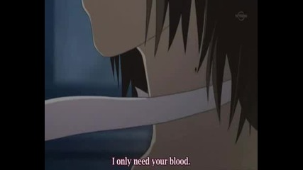 *vampire Knight **= Everytime We Touch
