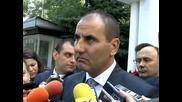 Цветанов: Съдебната система не отговаря на потребностите на обществото