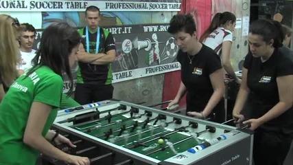 Международен турнир по джаги се провежда в столицата