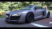Audi R8 V8 P D Gt850 Prior Design
