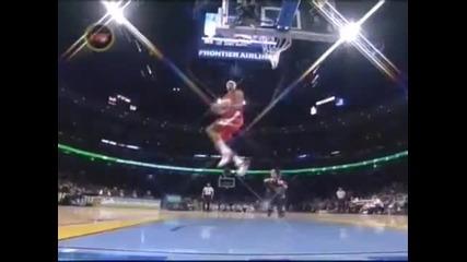 Nba slam dunk contest 2005