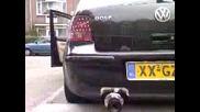 Golf 4 V5 Exhaust - Nice Sound