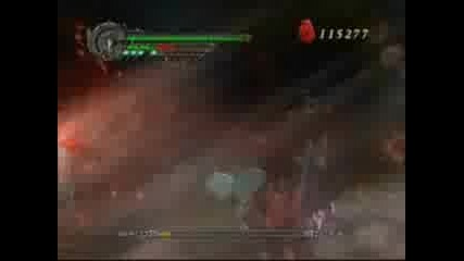 Devil May Cry 4 Final Boss