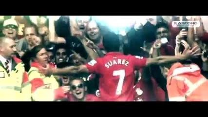 Luis Suarez - Goal Machine - Liverpool - 2012/2013 Hd