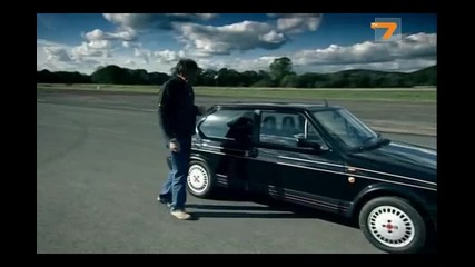 Top Gear bg - Fiat 500 (bg audio)