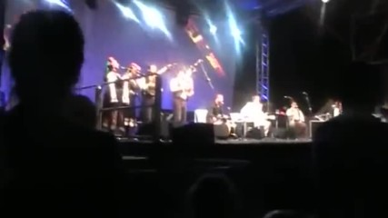 Goran Bregovic -  Be That Man - (LIVE)