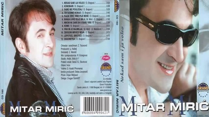 Mitar Miric - Konobari - (Audio 2002) HD