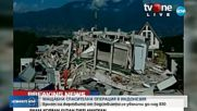 Жертвите на земетресението в Индонезия надхвърлиха 800 души
