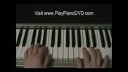 Как Се Свири Hurt (Christina Aguilera) На Пиано