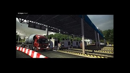 Еuro Truck Simulator 2 (текущo излизане)