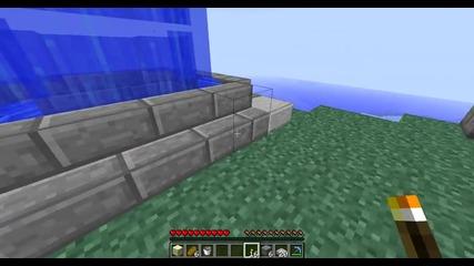 [minecraft] Krissdark10 в Reflexivecraft еп:3