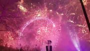 London Eye new years eve
