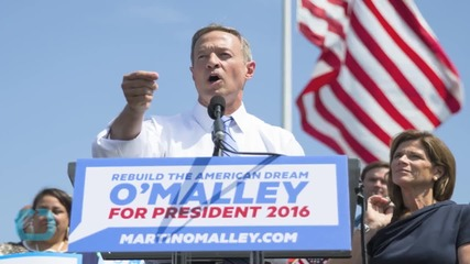 O'Malley Enters US Presidential Race