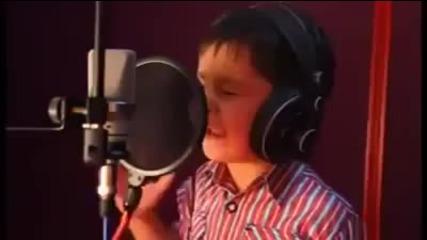 дете с голям талант страхотен глас