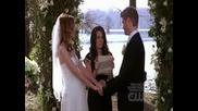 Сватбата на лукас и пейтън [..6ти сез0н..]