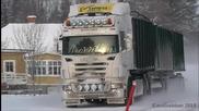 Scania R500 8_ Sound Brovallens 2013-01-16