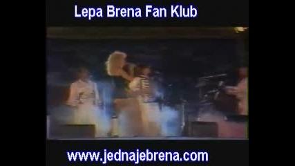 Lepa Brena - Koncert Bugarska - Lazu te duso moja 5 dio