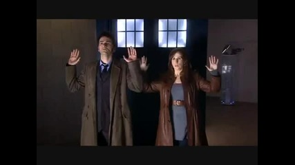 Doctor Who - страхотен момен от филма