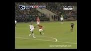 27.03 Болтън 0 - 4 Манчестър Юнайтед Първият Гол На Димитър Бербатов