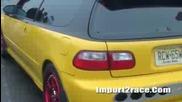 На кой му се кара такава кола???honda Civic Turbo