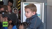 Германия: Повече от 800 сирийци пристигнаха в Мюнхен