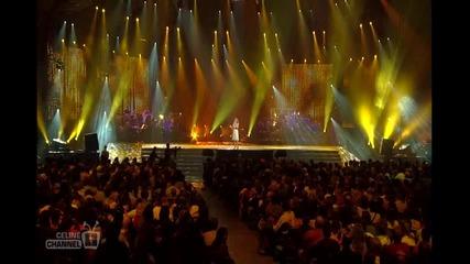 Celine Dion - Immensite Live ПЕРФЕКТНО КАЧЕСТВО