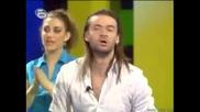 Елена отново в шоуто след страхотно изпълнение - music idol 2 - 18.03.08 - Hq