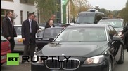 Poland: PM Kopacz casts her vote in Polish general election