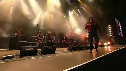 Hansen Friends feat. Michael Kiske - I Want Out - Live At Wacken 2016
