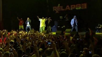Eminem - Lose Yourself [ Live ] [ Hd 720p]
