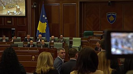 Serbia: Kosovo parliament approves formation of standing army